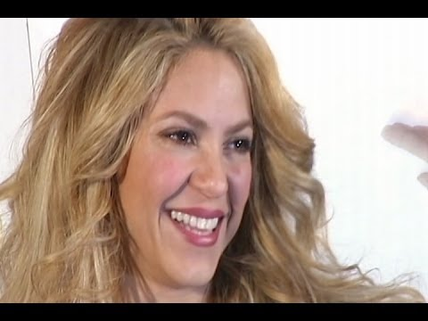 Shakira fracasa en el mercado anglosajón
