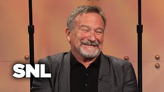 What Up With That?: Robert De Niro and Robin Williams - SNL