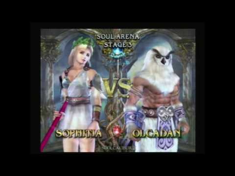 AJR2k's Soul Calibur III Mods Sophitia As Seong Mina