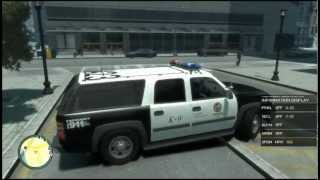 GTA IV LCPD: First Response Police Mod Gameplay (18