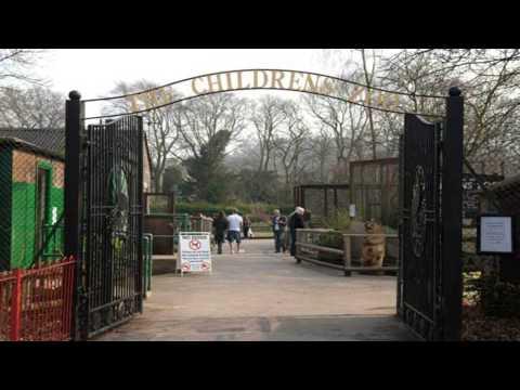 Walton Hall Gardens Runcorn Cheshire