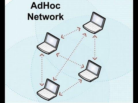 Hướng dẫn cấu hình mạng Ad-hoc