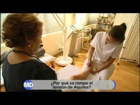 Tratamiento del tendón de Aquiles - Clínica Doctora Karin Freitag Madrid
