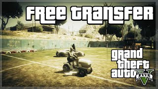 "GTA V - ""Free Transfer"" - GTA 5 Funny Moments w/ The Sidemen!"