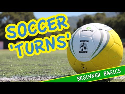3 Soccer Turns