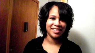 Feathered Silky Wrap Hairstyle Youtube