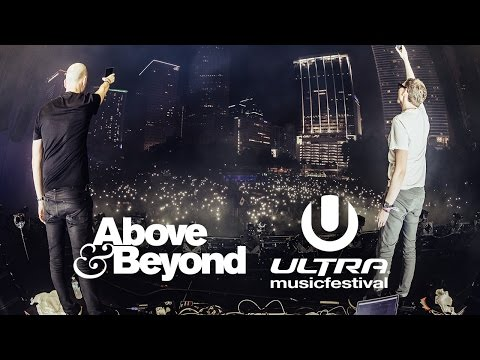 Above & Beyond Live At Ultra Music Festival Miami 2017