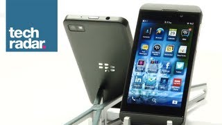 BlackBerry Z10 Hands-On Review