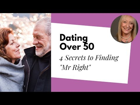 Dating Over 50: