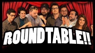 Batman & Robin (Williams) vs Johnny Depp Reborn, Oy Vey! - CineFix Now Roundtable