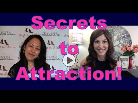 What Attracts a Man - Dating Coach for Women Over 40