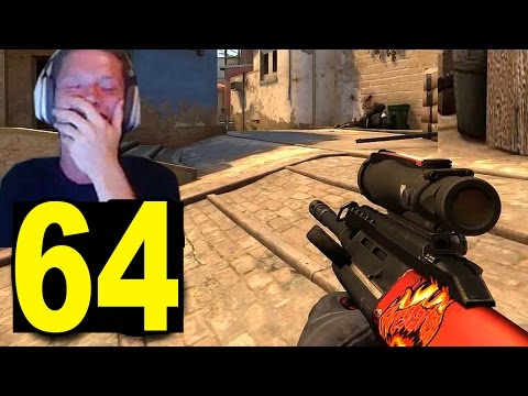 CS:GO - Part 64 - WEAPON CHANGE FAIL! (CounterStrike Full Game)