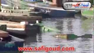 بالفيديو : غرق 56 قارب صيد بعد ليلة رعب خلفتها أمواج عاثية بميناء آسفي       زووم
