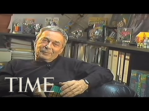 Creator of the Cube: Erno Rubik