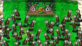 Video Plantas Vs. Zombies Cancion De Los Creditos