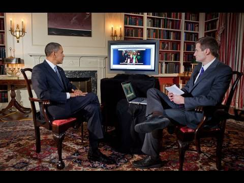 The YouTube Interview with President Obama