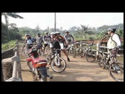 PL Biker87 sepeda MTB track Jati Asih 21 Juni 2009 Obengware