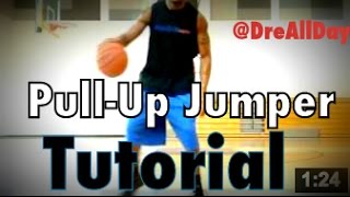 How To Shoot A Pullup Jumpshot Step-by-Step Kobe Bryant