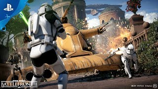 Star Wars Battlefront 2 - Galactic Assault Mód