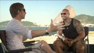 FAST FIVE Interviews With Vin Diesel, Paul Walker And