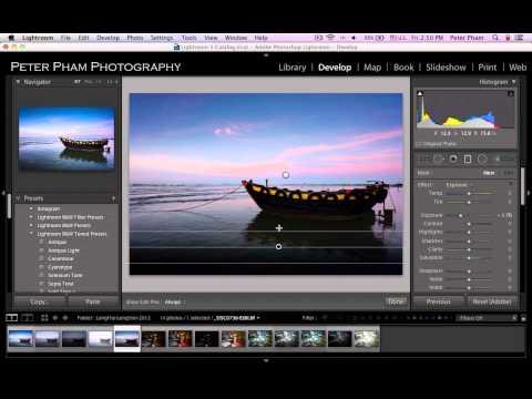 Học Lightroom - 052 Xử lý ảnh HDR (phần 2)