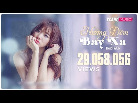 Hương Đêm Bay Xa | Hari Won | Official Music Video