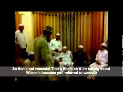 Shocking news of Zakir Naik questioned in Sri Lanka & he fails to prove his argument on waseela!