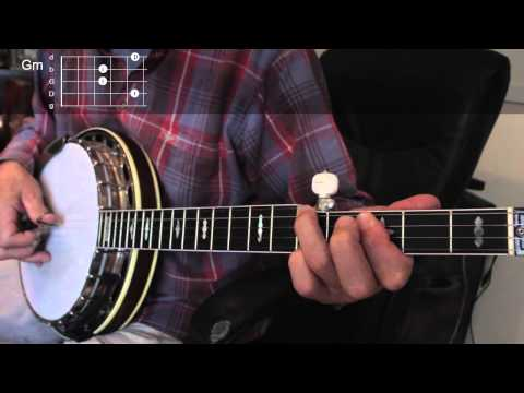 Beginning Bluegrass Banjo - Lesson 27 - Minor Chords