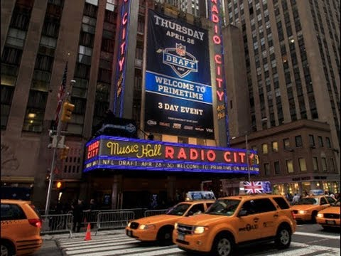NFL Draft Changing Cities, Moving Out Of New York City | FootballNation.com