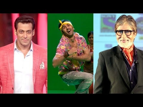 PB XPRESS: Salman Khan, Ranbir Kapoor, Amitabh Bachchan and others