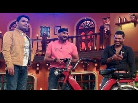 Yuvraj Singh & Harbhajan Singh's MADNESS on Comedy Nights with Kapil 8th June 2014 FULL EPISODE HD