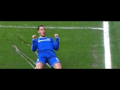 Eden Hazard vs Newcastle (H) 13-14 HD 720p By EdenHazard10i