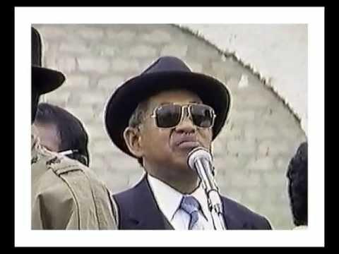 HERY VELONA (Force Vive) 1991 - Discours en VO du pasteur Richard ANDRIAMANJATO