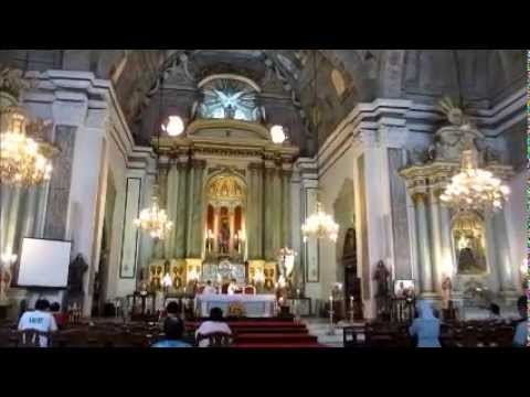 San Agustine Church Manila Philippines