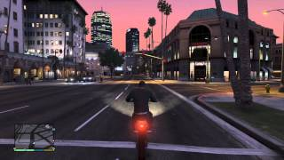 GTA V Cheats: Spawn Sanchez
