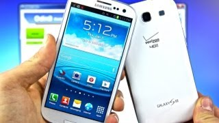 How To Root Verizon Samsung Galaxy S3 4.1.2/4.1.1
