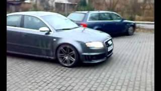 Audi Quattro vs. MTM Audi RS4 videos