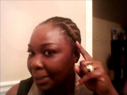 Youtube Crochet Braids Hairstyles : Protective hairstyle....Crochet Braids - YouTube