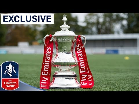 Brand new FA Cup being made | Inside access