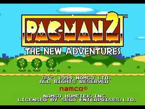 Pac-Man 2: The New Adventures Music - Haste Makes Waste