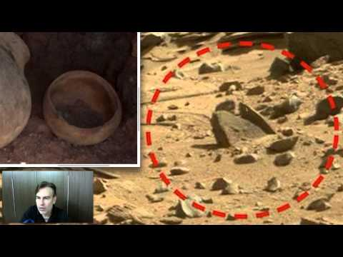 Ancient Bowl On Mars Found By Curiosity Rover, May 2014, UFO Sighting News.