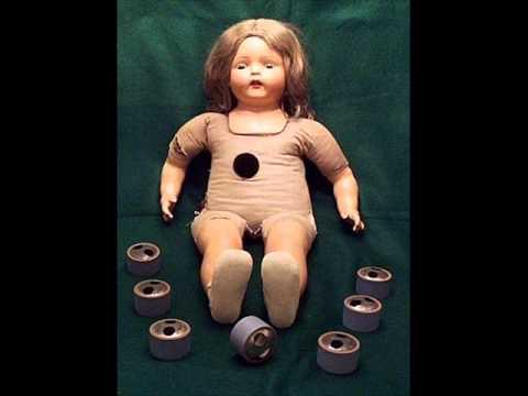madame henren mae star doll cylinder  little boy blue 1918,