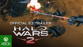Halo Wars 2 - E3 2016 Multiplayer Beta Trailer