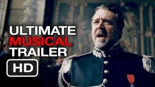 Les Misérables Ultimate Musical Trailer (2012) - Anne Hathaway, Hugh Jackman Movie HD
