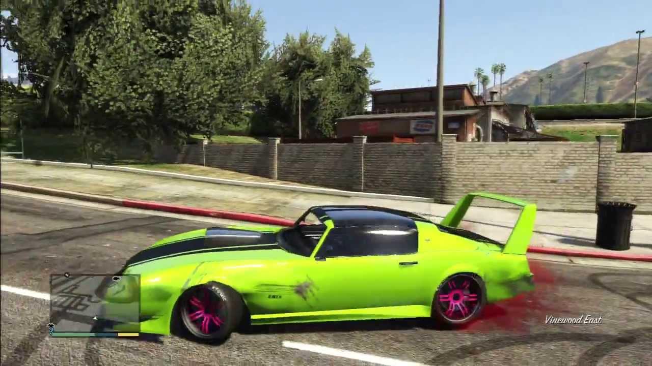 Gta V Best Car For Drifting