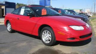 2001 Saturn SC 5spd Start Up, Engine, and In Depth Tour
