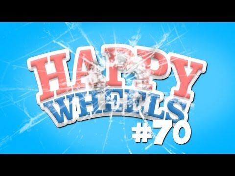 I BROKE HAPPY WHEELS! - Happy Wheels - #70