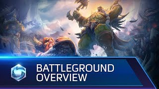 Heroes of the Storm - Alterac Pass Battleground Overview