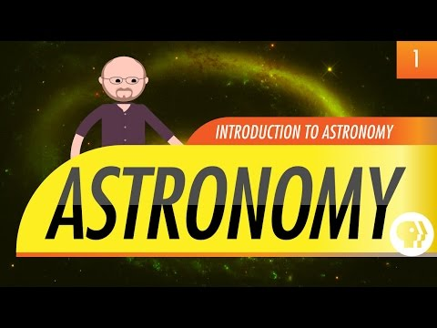 Introduction to Astronomy: Crash Course Astronomy #1