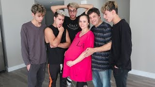 OUR MOM IS PREGNANT?!